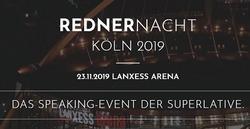 GEDANKENtanken Rednernacht Köln