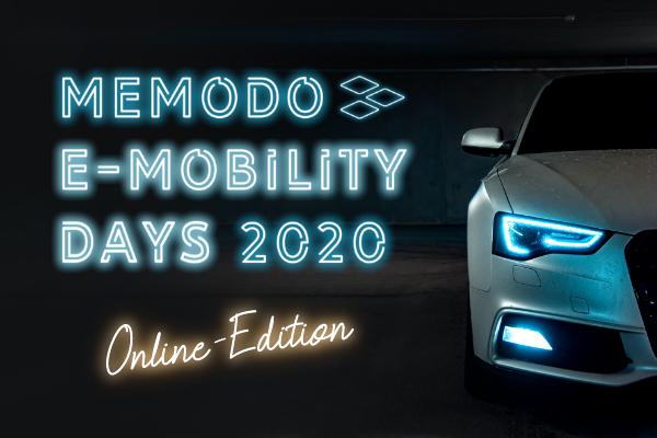 Memodo E-Mobility Day 2020 Online-Edition mit SolarEdge und E3DC